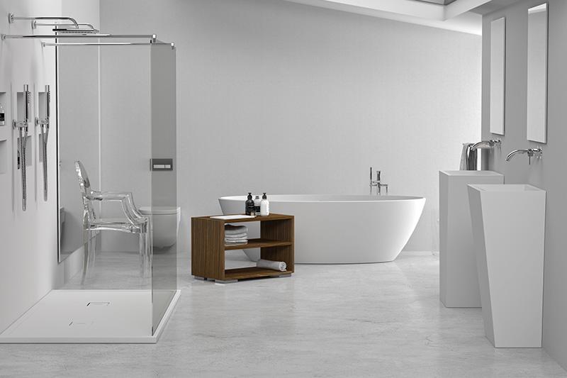 Reforma cuarto de baño en Bilbao