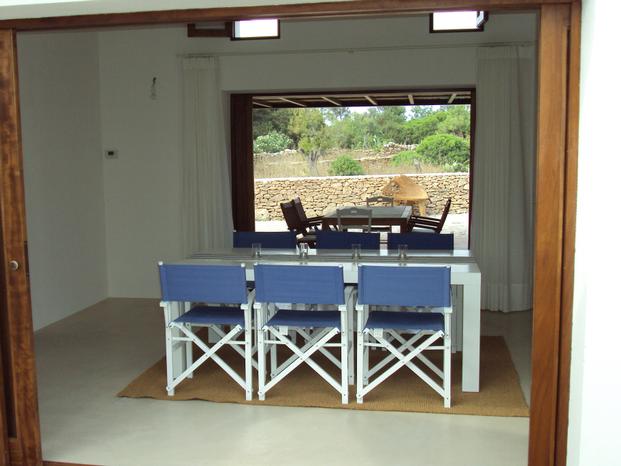 Reforma integral de casa en Formentera