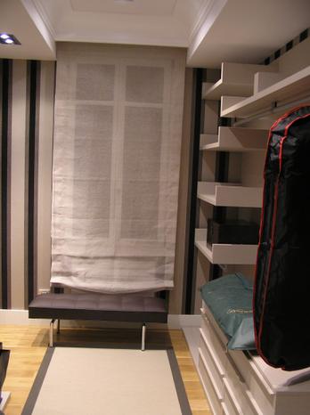 Decoración de armario de piso en plaza Jado Bilbao
