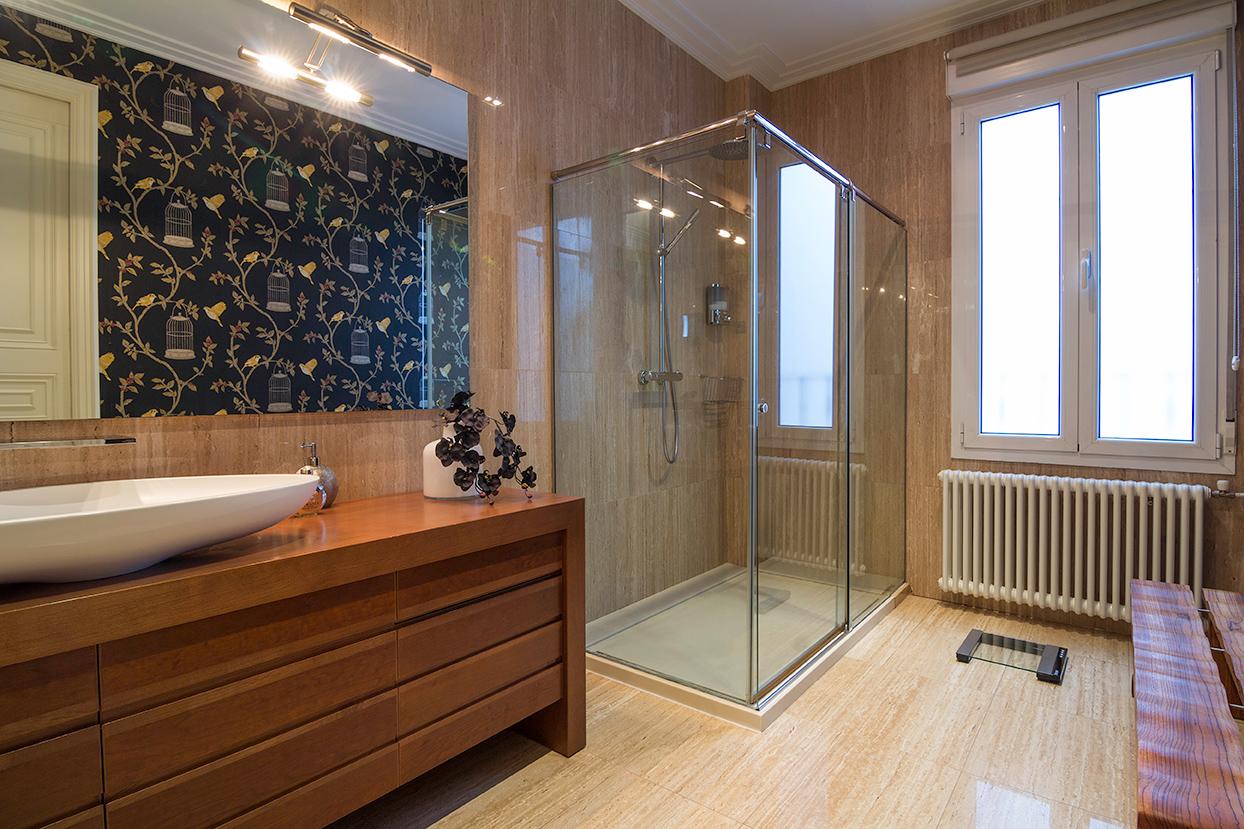 Cuarto baño en santurce