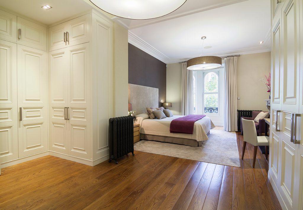 decoración dormitorio en santurce