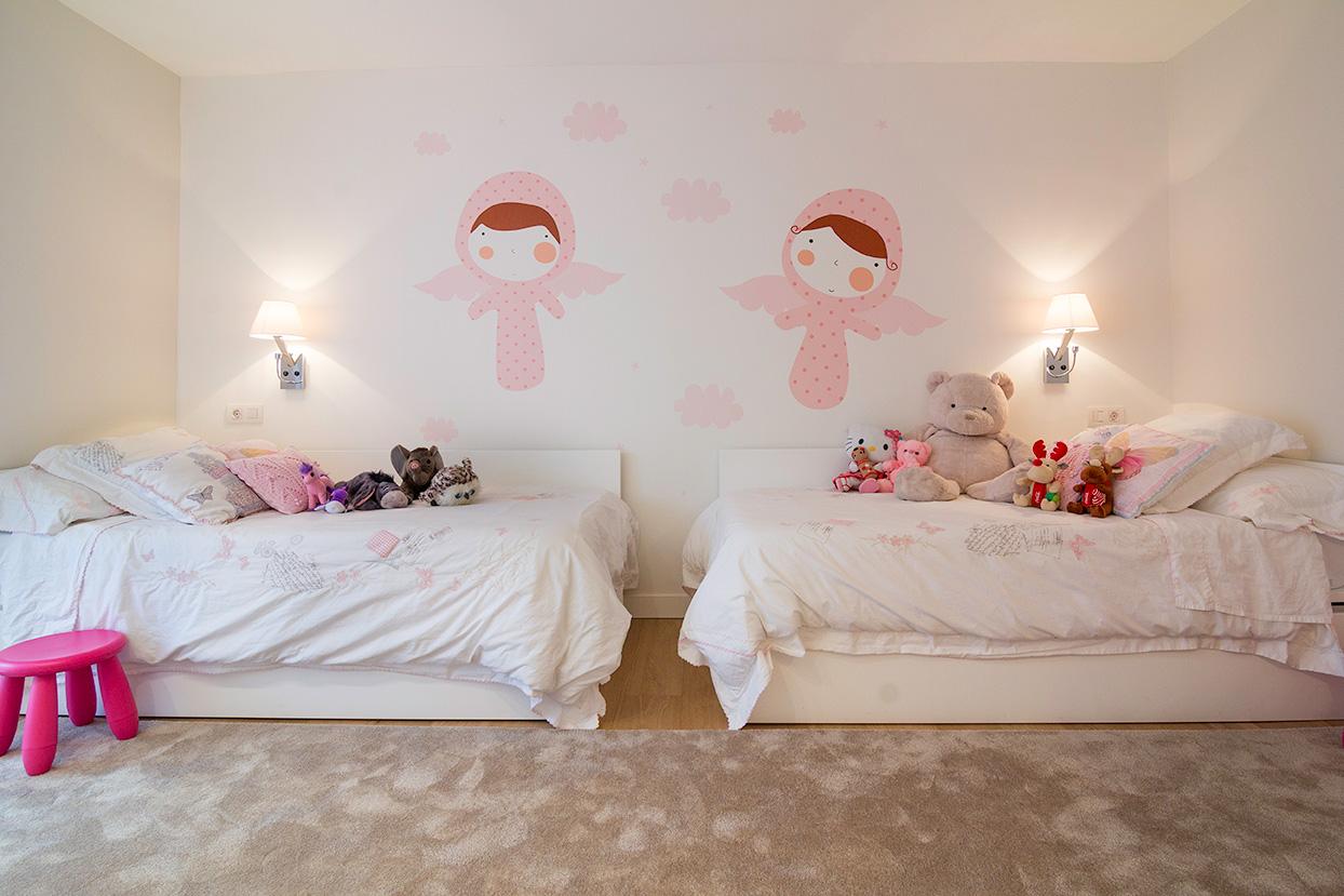 Reforma de dormitorio infantil en Bilbao