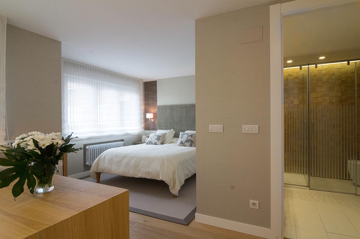 Reformar dormitorio en Bilbao