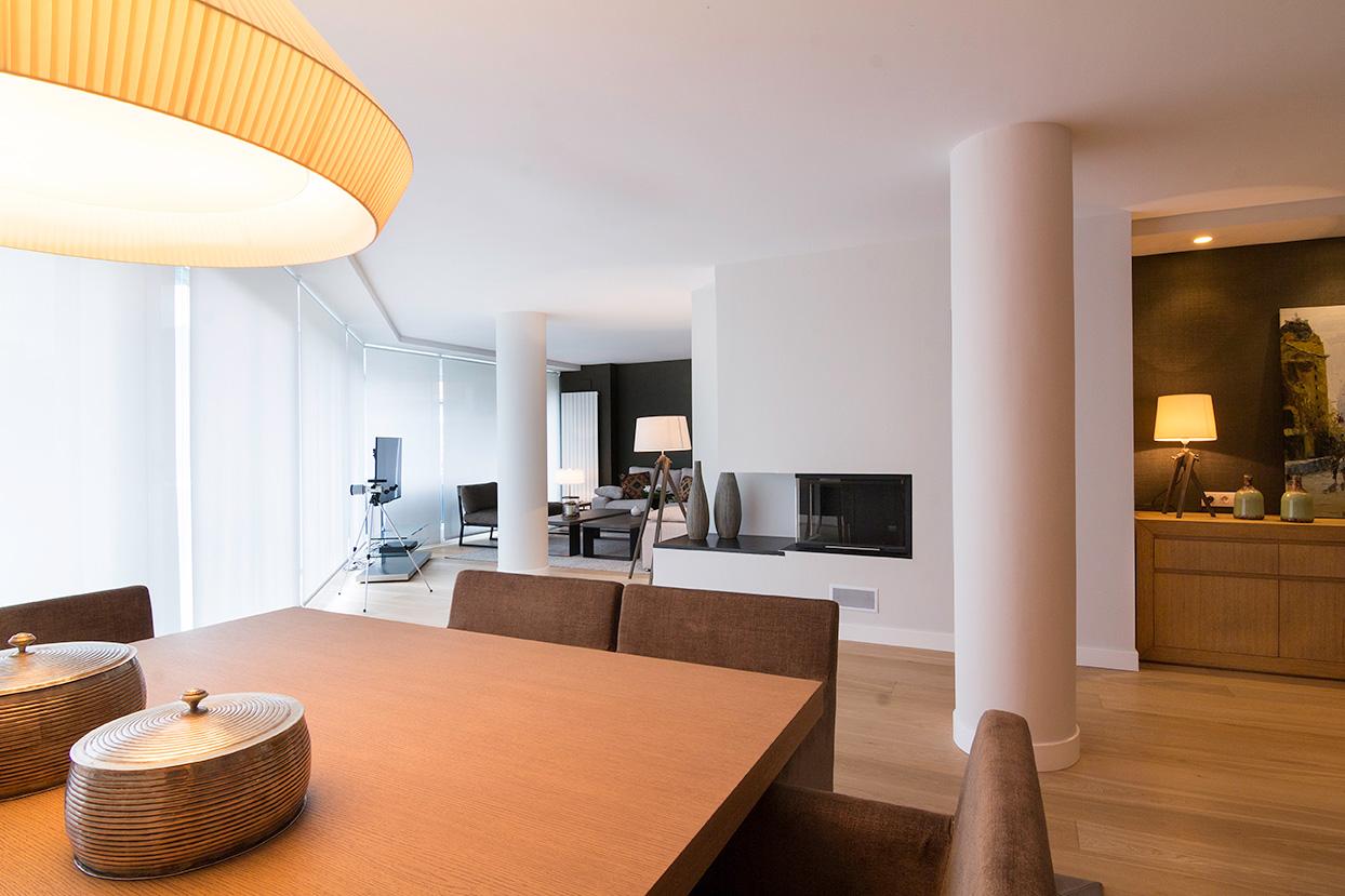 Reforma y decoración de apartamento en Bilbao