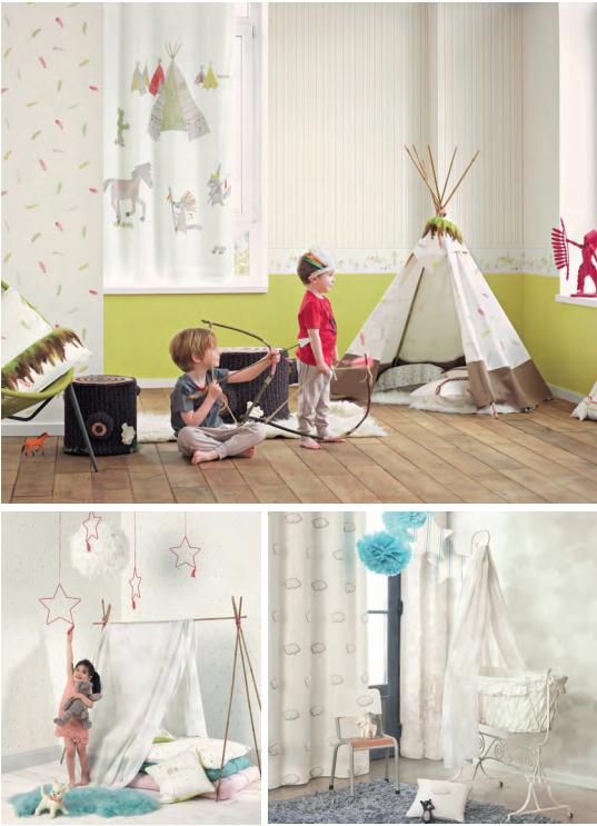 Tribeca bilbao decoración papel pintado infantil