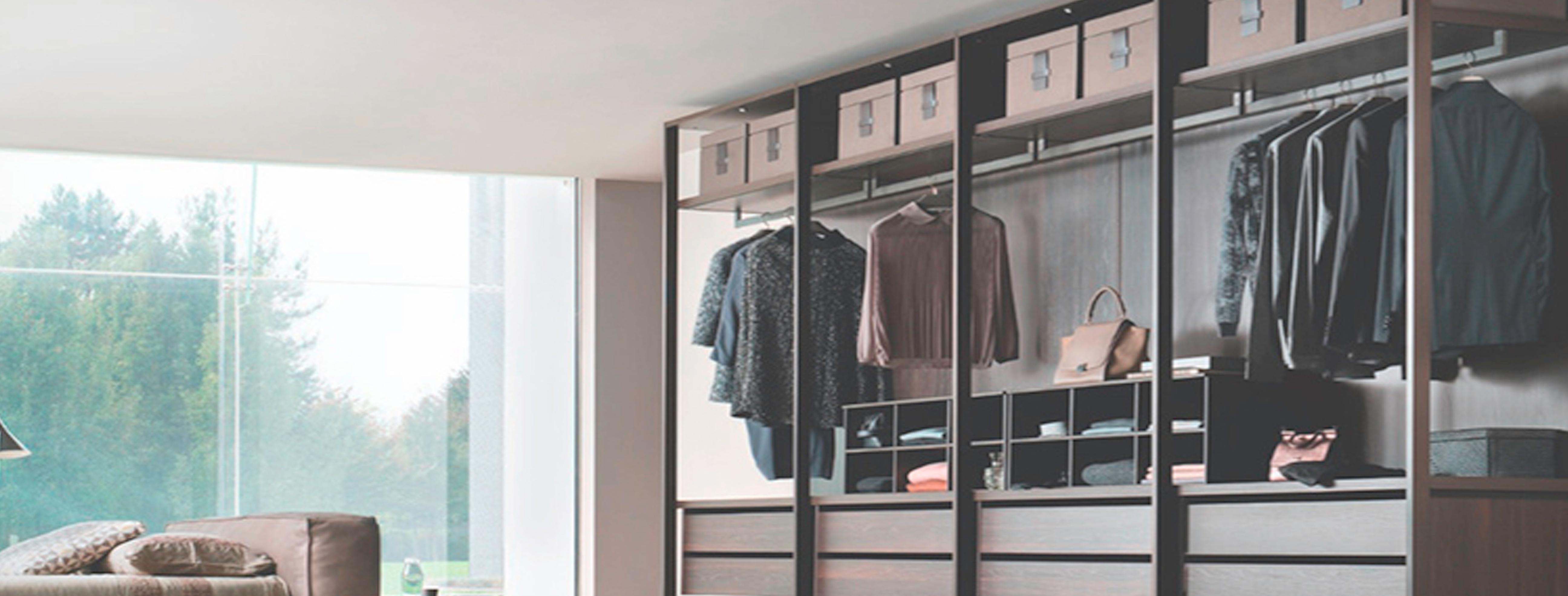 Tribeca armarios empotrados vestidores a medida Bilbao