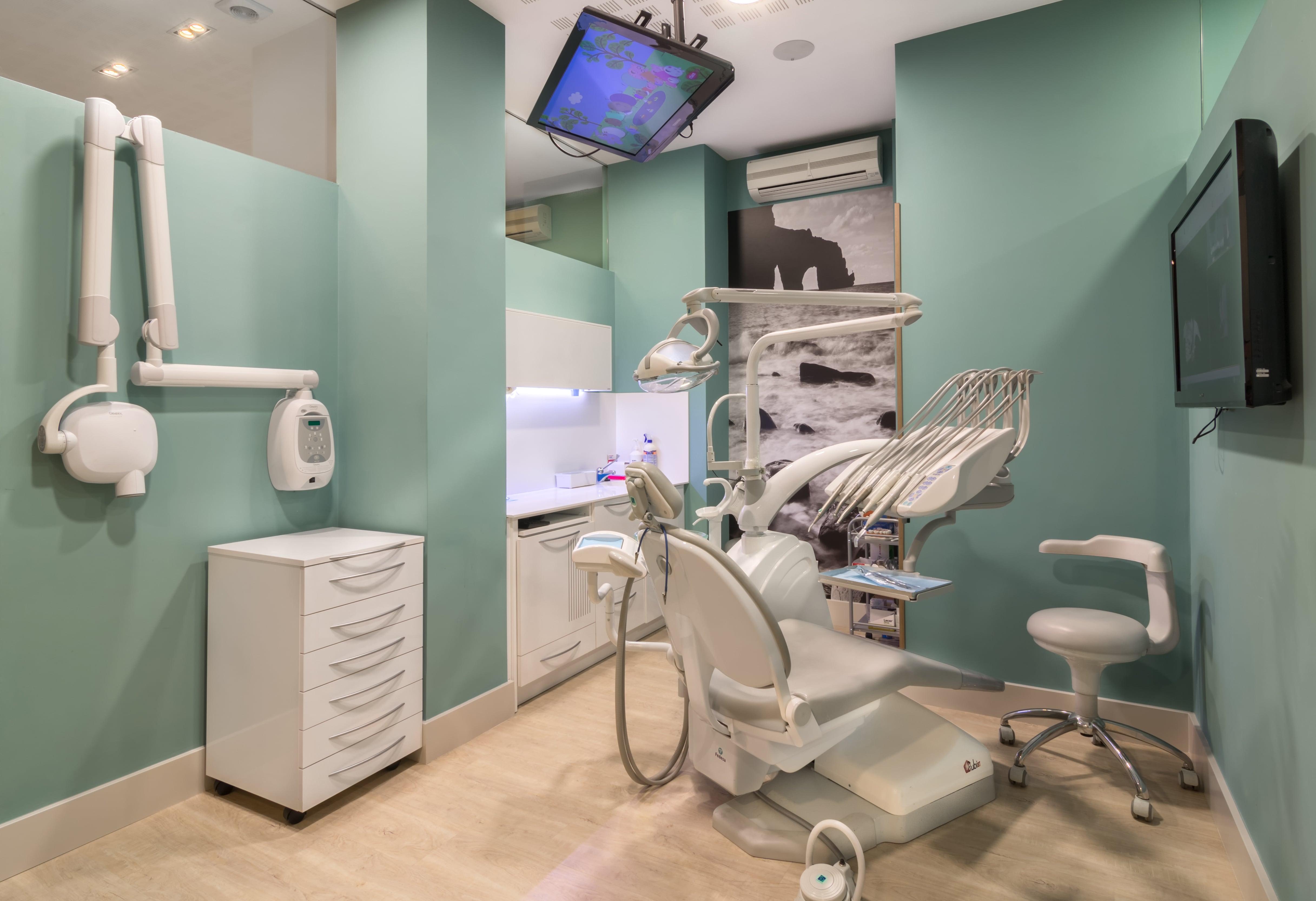 Decoración Clínica Dental en Bizkaia