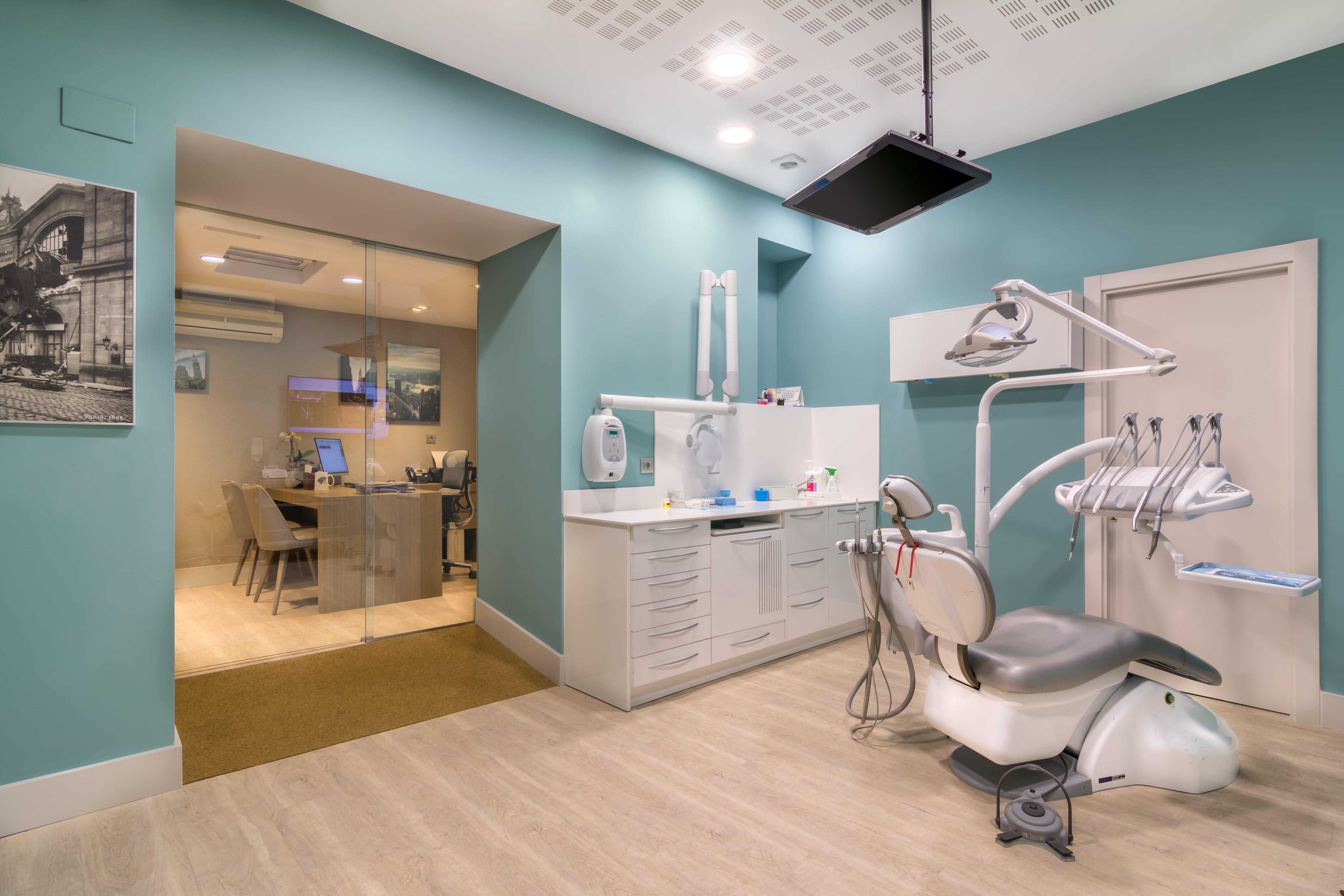 Decoración en Clínica dental Bizkaia
