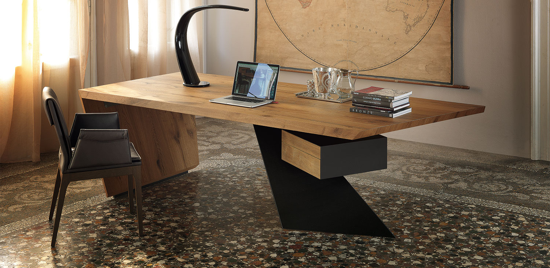 Mesa escritorio Nasdaq de Cattelan Italia