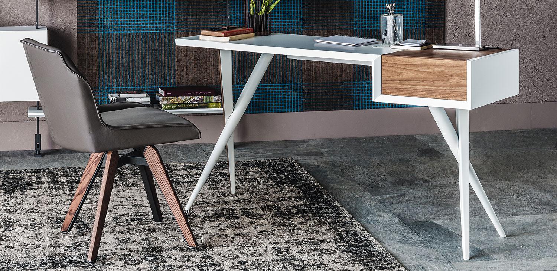 Mesa escritorio Batik de Cattelan Italia